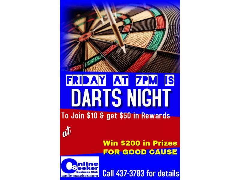 Darts Events